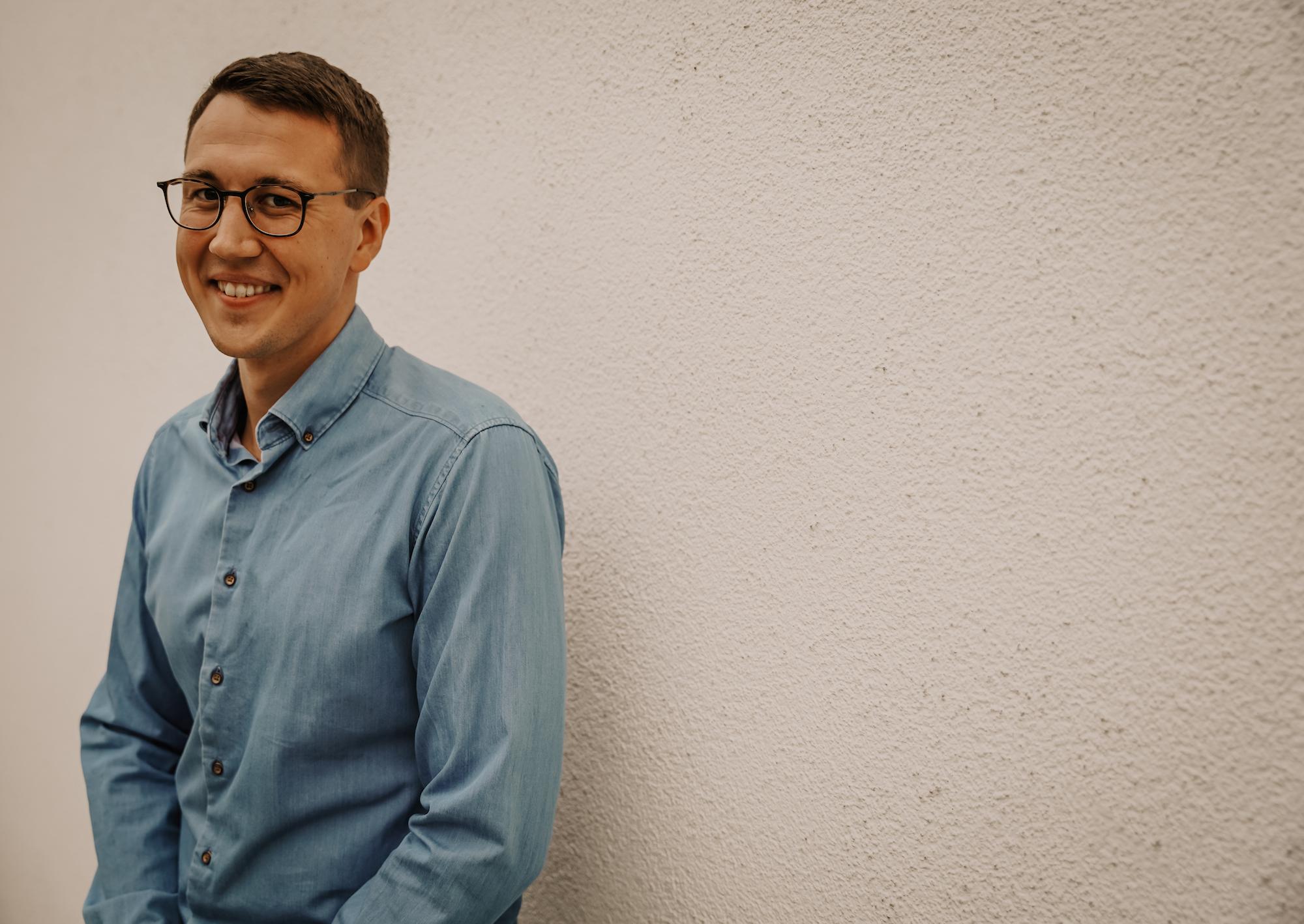 Portrait Paul Neumann - Inhaber Tool Performance